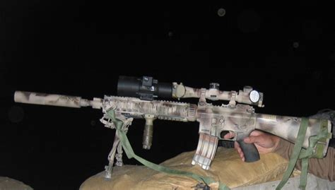 Mk12 Mod Awesome Spr Seal Rifle For Everyone