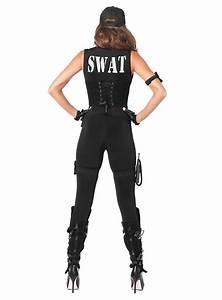 Matrosin Kostüm Damen Mit Hose : sexy swat offizierin kost m ~ Frokenaadalensverden.com Haus und Dekorationen