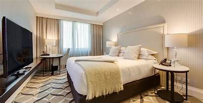 Luxury King Executive Hotel Mayfair Guest Bedroom
