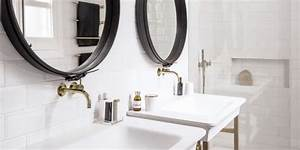 Déco Salle De Bains : salle de bains blanche le total look qu 39 on adore marie claire ~ Melissatoandfro.com Idées de Décoration