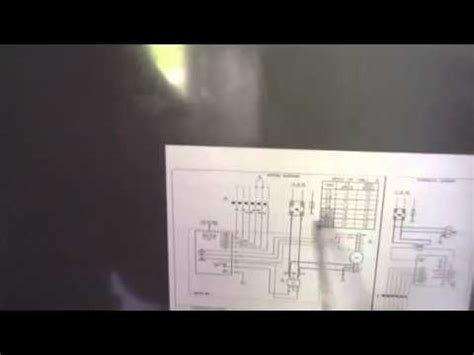 change fan speeds  rheem rhll air handler youtube