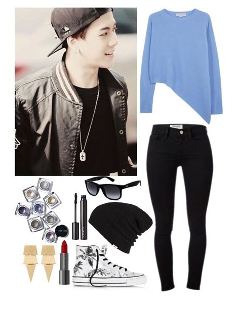 JYP outfit with Jackson (requested by anon) - Admin K ...