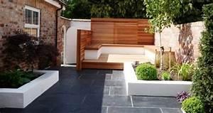 Garten Sichtschutz Modern : garten sichtschutz modern garten und bauen ~ Sanjose-hotels-ca.com Haus und Dekorationen