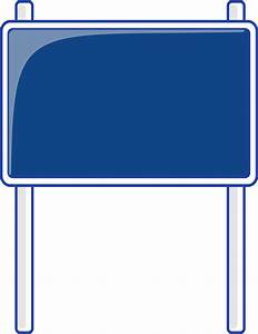 Highway Road Signs Clipart - Clipart Suggest