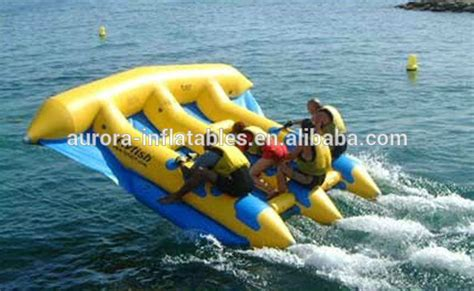 inflatable water toys flying fish boat towables
