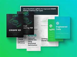Crispr Resources  Ebooks  Protocols  Special Offers  And More