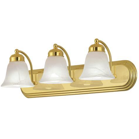 gold vanity light fixtures 3 light bathroom vanity bath lighting brass gold finish ebay