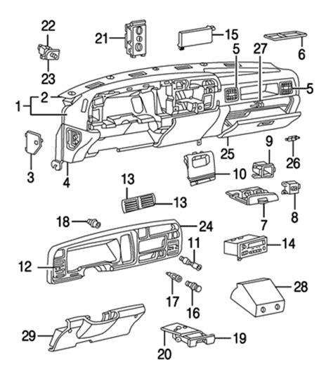 Dashboard Of 2000 Dodge Dakotum Wiring Diagram by Impressive Dodge Interior Parts 5 Dodge Ram 1500 Parts