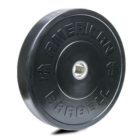 american barbell black lb sport bumper plates