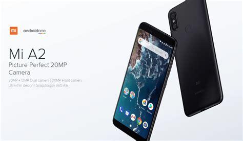 xiaomi mi a2 phone specifications digitalle