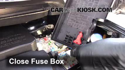 blown fuse check   ford escape  ford escape