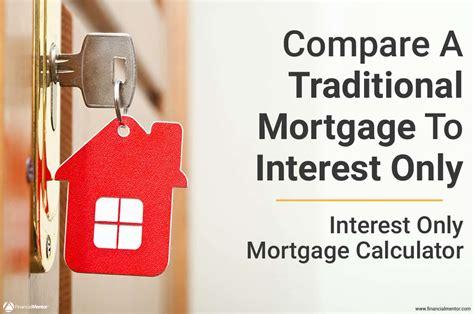interest  mortgage calculator