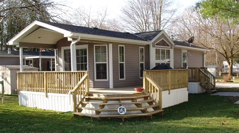 Ideas For Mobile Homes by Mobile Home Deck Pictures Home Design Ideas