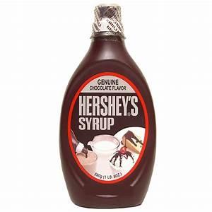 Hershey Chocolate Syrup Cake