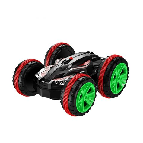 Sire Auto Rc 2 Eboyu Tm Stunt Car 2 4ghz 4wd Rc Car Boat 6ch Remote