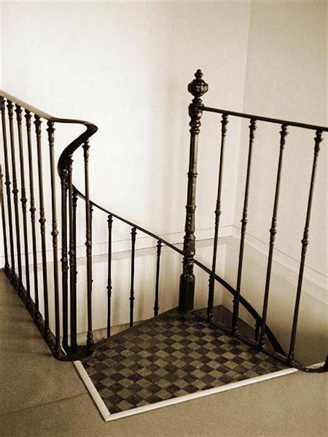 courante en fer forg 233 d escalier en colimasson