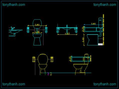 autocad toilet elevation drawing  getdrawingscom