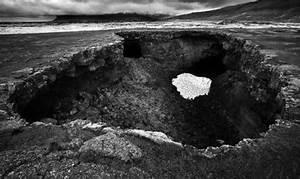 Hole in the Ground by Arnfinn Johnsen :: Black & White ...