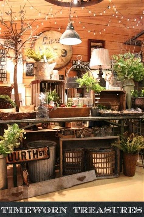 ideas  antique store displays  pinterest