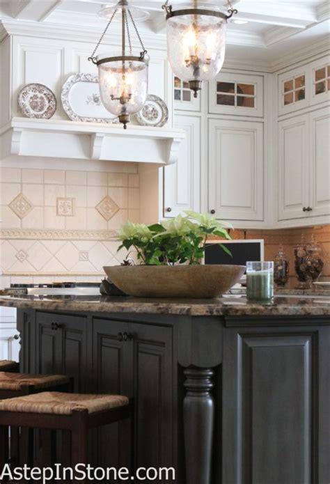Classic Kitchen Backsplash  Timeless Handmade Ceramic