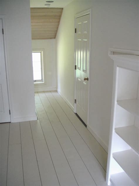 steal   white painted floors  frugal