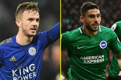 Leicester vs Brighton LIVE tonight: Listen to exclusive ...