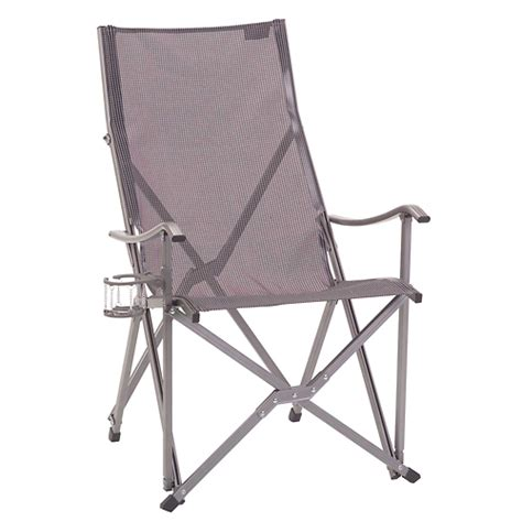 coleman patio sling chair cingcomfortably