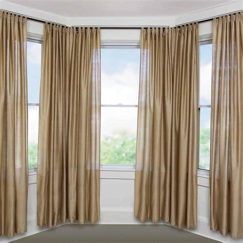 15 best blackout curtains bay window house decoration ideas