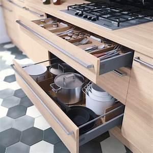 Rangement Tiroir Cuisine : des rangements de cuisine pratiques et utiles blog but ~ Melissatoandfro.com Idées de Décoration