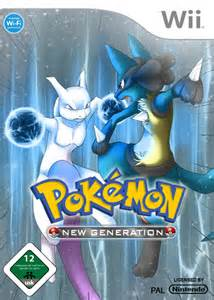 Pokemon New Generation Wii