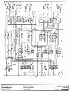 2005 Ford Escape Wiring Diagram