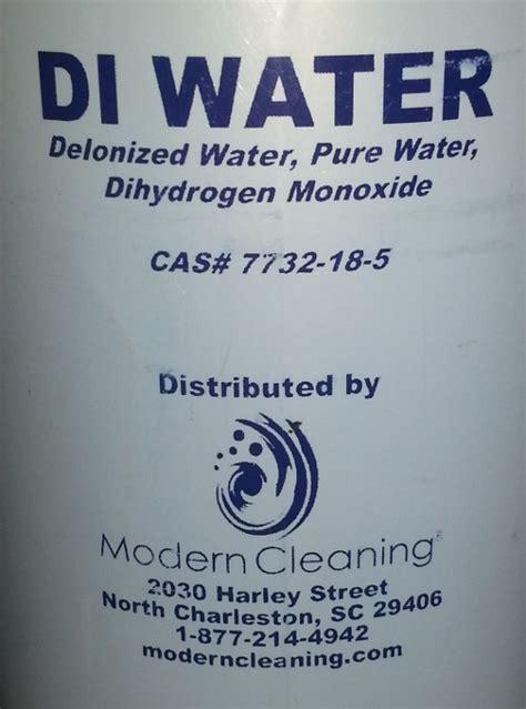 dangers  dihydrogen monoxide adventures  open source