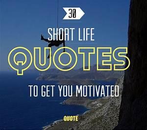 Short Quotes: 3... Short Quotes