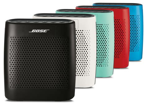 bose color bose soundlink color bluetooth speaker your electronic