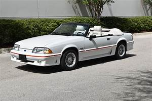 1989 Ford Mustang GT   Orlando Classic Cars