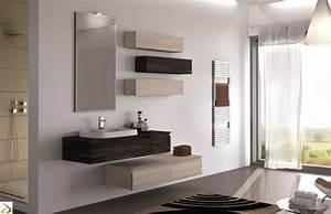 Mobile bagno sospeso Time Arredo Design Online