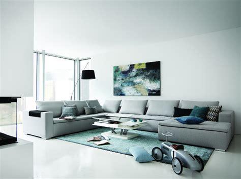 magasin de canapé d angle aménager un salon moderne décoration