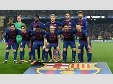 Champions League Barcelona 30 Chelsea Barcelona player