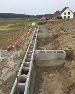 Fundament Für Mauer : 9 fundamentprof ~ Whattoseeinmadrid.com Haus und Dekorationen