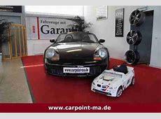 Porsche Boxster LEDER KLIMAAUTOMATIK Porsche Cars tolle