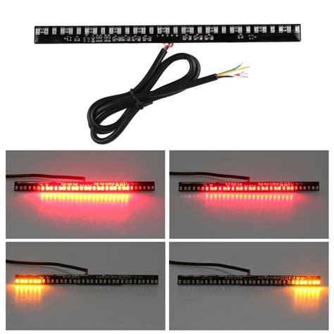 aliexpress buy universal led motorcycle brake lights