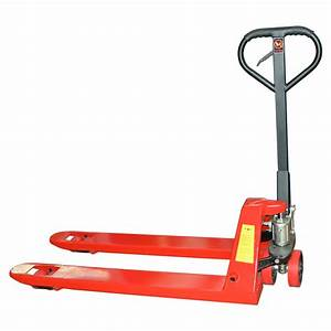 China Manual Forklift Hydraulic Hand Pallet Truck With Ce