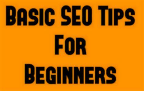 Basic Seo Guide by Basic Seo Tips For Beginners Ebuzznet