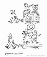 Parade Coloring Pages Float Christmas Drawing Sheets Macy Honkingdonkey Floats Getdrawings Sheet Meaning Children Fun sketch template