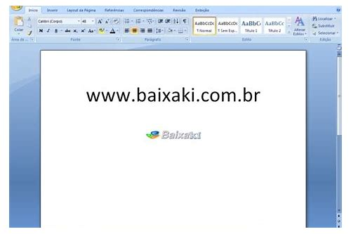 microsoft office 2007 baixar para ipad air