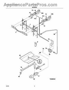 Parts For Tappan Tgf316gsc  Burner Parts