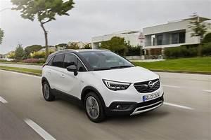 Avis Opel Crossland X : essai opel crossland x 1 2 turbo notre avis sur le nouveau crossland photo 19 l 39 argus ~ Medecine-chirurgie-esthetiques.com Avis de Voitures