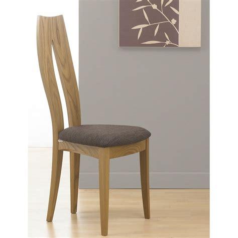 chaise de salle à manger design chaises de salle a manger en orme