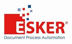Esker sa herald for Esker document process automation