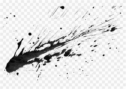 Ink Spill Transparent Splatter Pngfind Clip Clipart